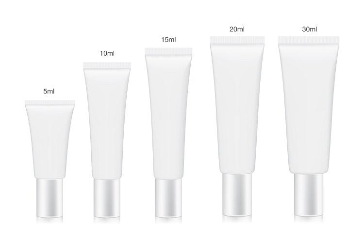 化粧品容器選びは容量・サイズも重要