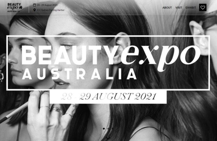 オーストラリアで最大規模の美容関連展示会「Beauty Expo(ビューティ・エクスポ)」
