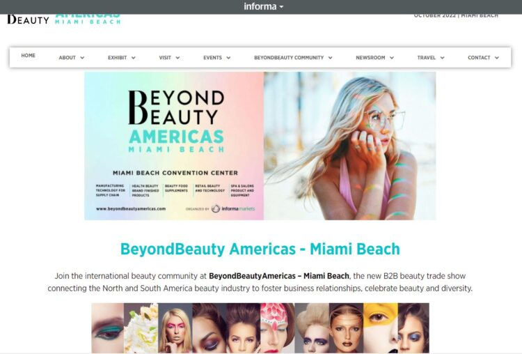 北米・南米の美容トレンドがすべてわかる展示会「Beyond Beauty Americas Miami Beach(ビヨンド・ビューティ・アメリカ・マイアミビーチ)」