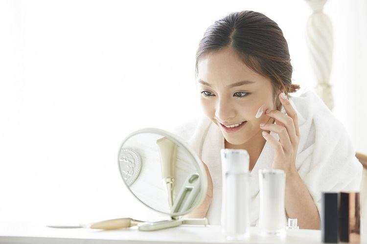 化粧品とは肌を清潔に健やかに保つもの