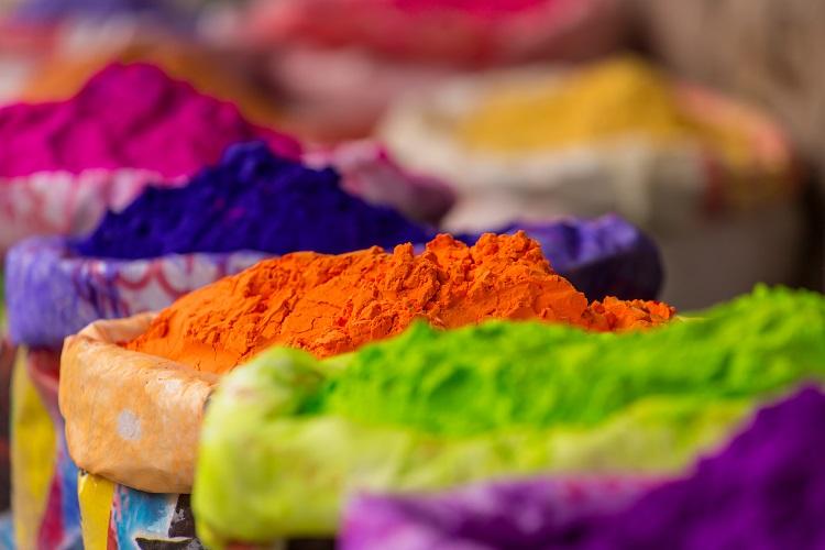 着色剤に使われる色素
