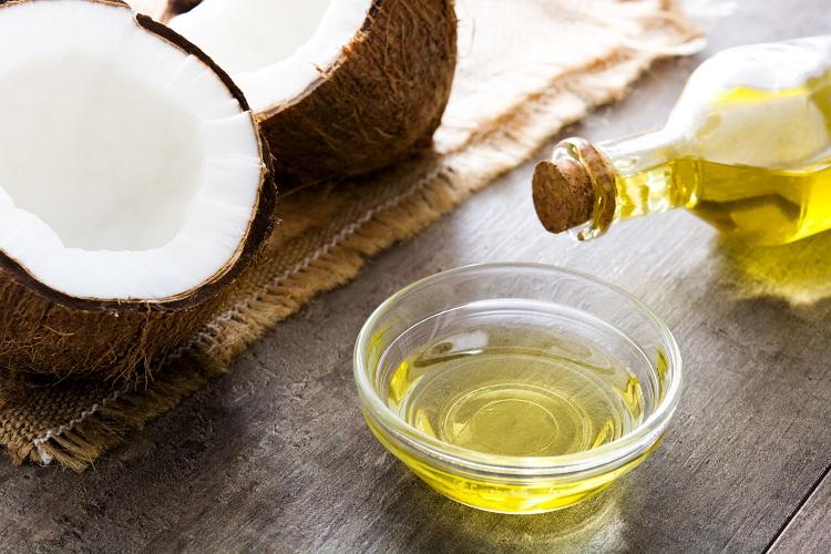 ココナッツオイルなど石けんに使われる油脂類