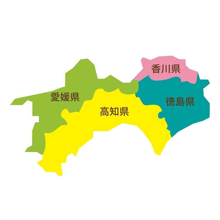 四国エリアの化粧品OEMメーカー