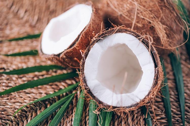 低カロリーで注目されるココナッツ